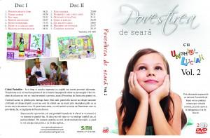 DVD-Povestirea de seara 2